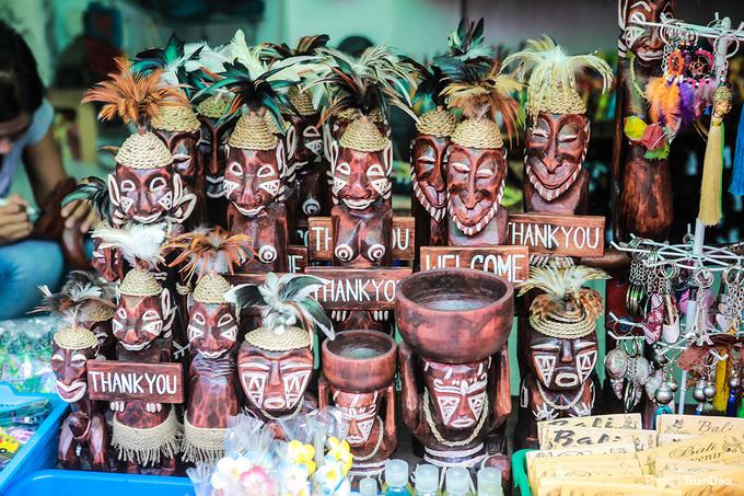 Chợ nghệ thuật đáng đến nhất ở Bali