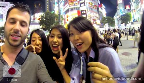 Du khách khoe thành tích tán tỉnh phụ nữ khắp châu Á