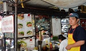 Xe hủ tiếu lâu đời bậc nhất Sài Gòn