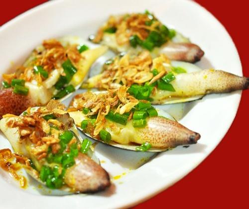 5 món hải sản tên nghe lạ tai trên đảo Quan Lạn