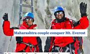 Cặp đôi người Ấn Độ bị cấm leo Everest 10 năm vì bịa chuyện