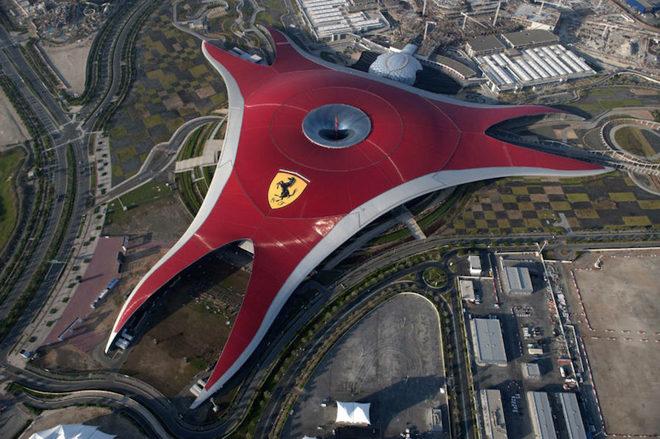 Những công trình chứng tỏ sự giàu có của Abu Dhabi