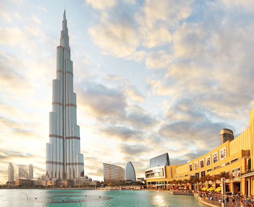 Sự thật về tòa tháp cao nhất thế giới ở Dubai