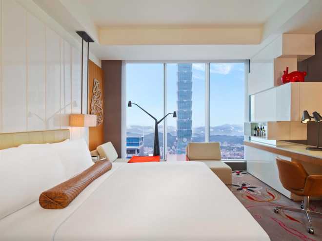10 khách sạn sang trọng nhất thế giới