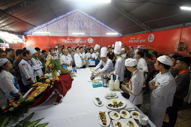 20 bàn tiệc quảng bá nét đẹp ẩm thực ở Đà Nẵng