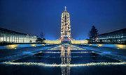 Tháp Lưu Ly ở Trung Quốc hồi sinh