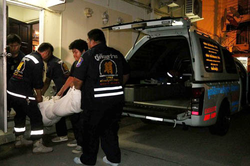 Du khách chết sau khi sex với gái mại dâm ở Thái Lan