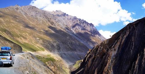 Zojila – Cung đường đèo nguy hiểm nhất Ấn Độ