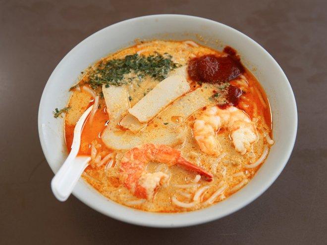 Món ăn đường phố hút khách ở Singapore