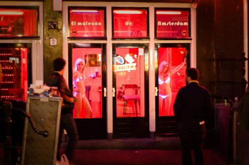 Mở nhà thổ riêng, gái mại dâm Hà Lan được ngân hàng rót vốn