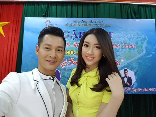 Hoa hậu Mỹ Linh tham gia clip quảng bá du lịch Lý Sơn