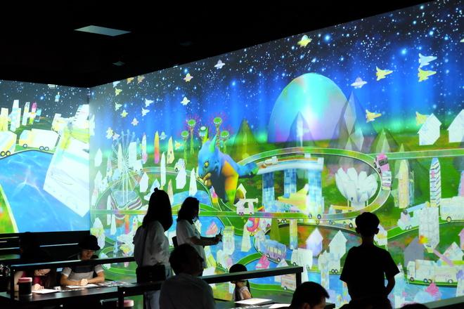 Thế giới ảo ở Singapore