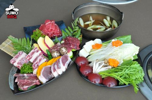 Không gian ẩm thực đặc trưng tại SumoBBQ - ảnh 8