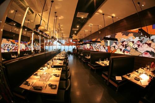 Không gian ẩm thực đặc trưng tại SumoBBQ - ảnh 3