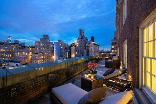 Khách sạn giá 75.000 USD một đêm ở New York