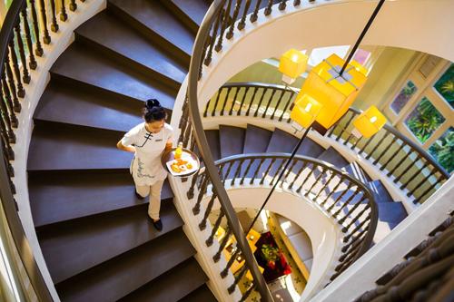 Vẻ đẹp sang trọng trong khu nghỉ dưỡng 5 sao ở Phú Quốc - ảnh 10