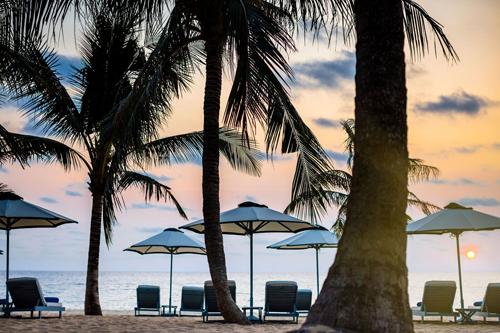 Vẻ đẹp sang trọng trong khu nghỉ dưỡng 5 sao ở Phú Quốc - ảnh 1
