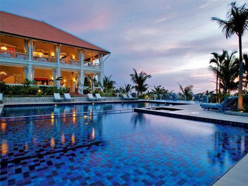 Vẻ đẹp sang trọng trong khu nghỉ dưỡng 5 sao ở Phú Quốc - ảnh 6