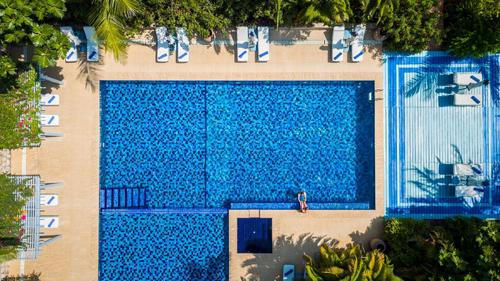 Vẻ đẹp sang trọng trong khu nghỉ dưỡng 5 sao ở Phú Quốc - ảnh 7