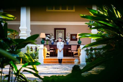 Vẻ đẹp sang trọng trong khu nghỉ dưỡng 5 sao ở Phú Quốc - ảnh 5