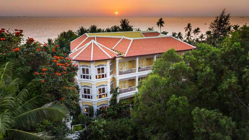Vẻ đẹp sang trọng trong khu nghỉ dưỡng 5 sao ở Phú Quốc - ảnh 2