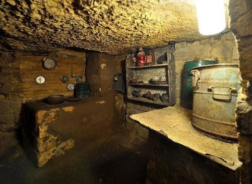 Hầm mộ như mê cung với 1.000 lối vào - ảnh 3