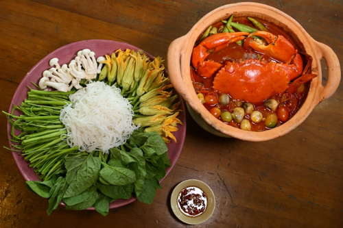 Món ăn dành riêng cho tháng 10 tại nhà hàng Gạo - ảnh 1