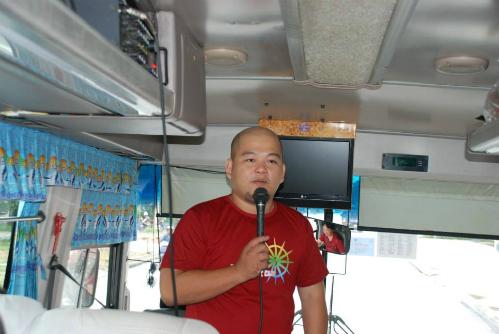 Ám ảnh của hướng dẫn viên đi tour mùa mưa lũ - ảnh 1