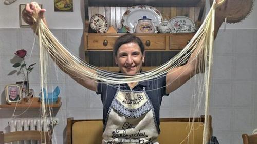 Bí mật của sợi mì Ý hiếm nhất thế giới