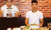 Trải nghiệm cuộc thi 'Ăn khỏe nhất Sài Gòn cùng sao'