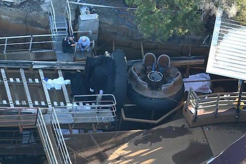 4 du khách chết thảm khi chơi bè trượt nước ở Australia