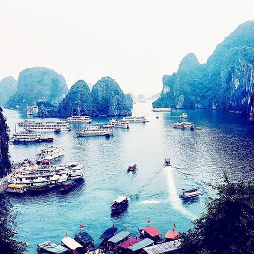 Chàng Tây du lịch Việt Nam 10 ngày hết 200 USD