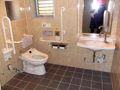 Du khách học được gì từ nhà vệ sinh công cộng ở Nhật Bản