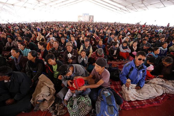 Gần 1.000 khách Việt dự Đại lễ Phật giáo ở Himalaya