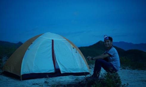 Đỉnh Cô Tiên - điểm cắm trại lý tưởng ở Nha Trang