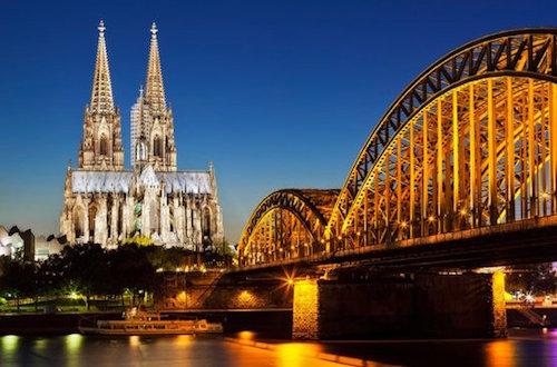 Berlin – Thành phố của những cây cầu. Ảnh: Raileurope.
