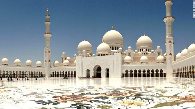 7 điểm đến đẹp nhất Abu Dhabi