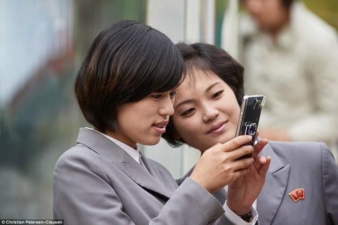 Cuộc sống của người giàu ở Triều Tiên