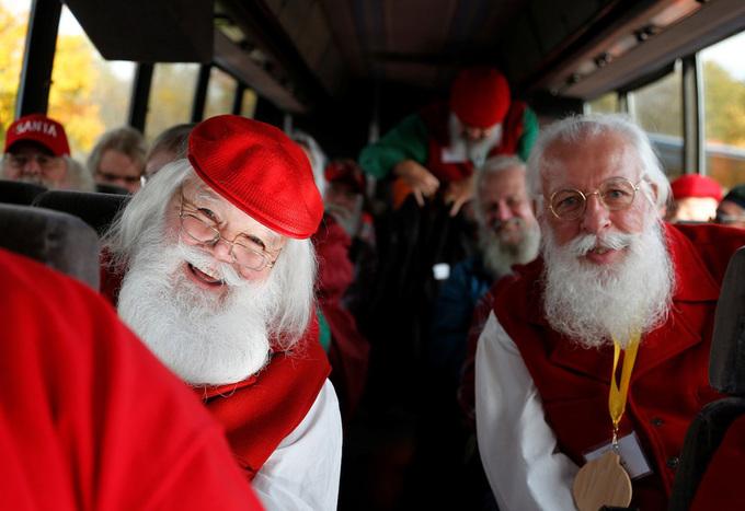 Bên trong trường đào tạo ông già Noel