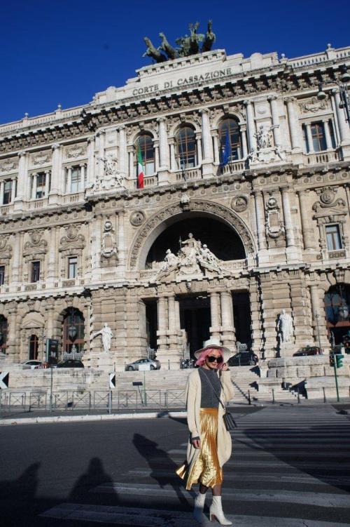 Khám phá thành Rome cùng các fashionista Việt - ảnh 6