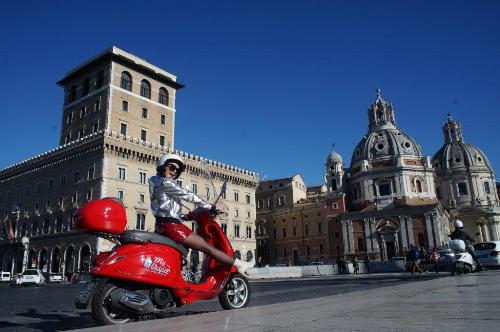 Khám phá thành Rome cùng các fashionista Việt - ảnh 9