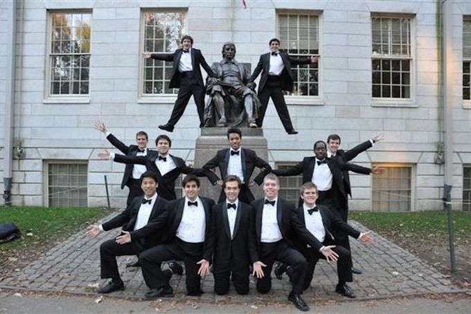 Bức tượng 'dối trá' trong trường Harvard