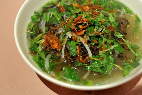 Miến lươn - món ăn của ngày đông - 1