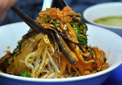 Miến lươn - món ăn của ngày đông - 2