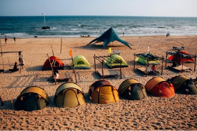10 khu cắm trại cho dịp Tết dương dọc Việt Nam