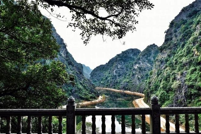 'Tuyệt tình cốc' phiên bản Việt ở Ninh Bình