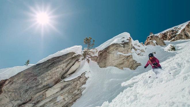 Bên trong khu trượt tuyết của giới siêu giàu