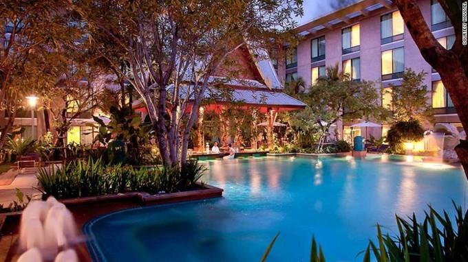 Những khách sạn sân bay xa hoa nhất thế giới