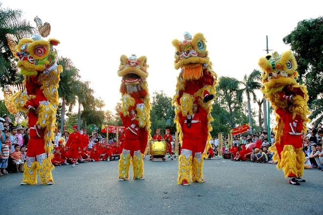24h chơi Tết không cần ra khỏi Sài Gòn