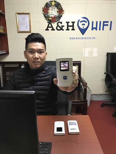 Dịch vụ cho thuê Wifiquocte tiện lợi khi đi du lịch nước ngoài